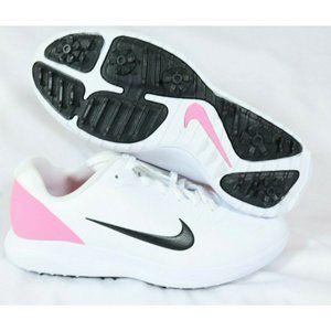 Nike Infinity G Men's Pro Fitsole White Pink Golf